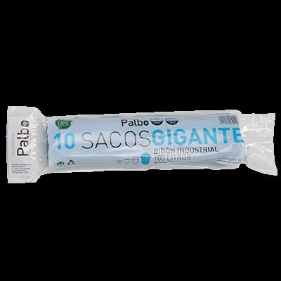Sacs poubelles Communauté 85×105 G160 Bleu Palbo