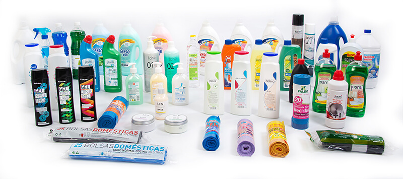 Productos Formato Doméstico