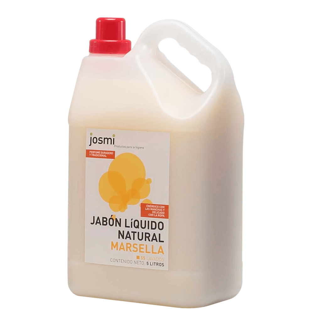 Josmi Natural Liquid Marseille Soap