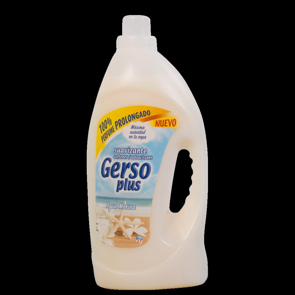 Suavizante Agua Marina Gerso Plus 2 litros Formato Doméstico