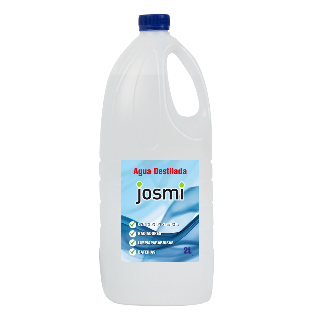Josmi Distilled Water
