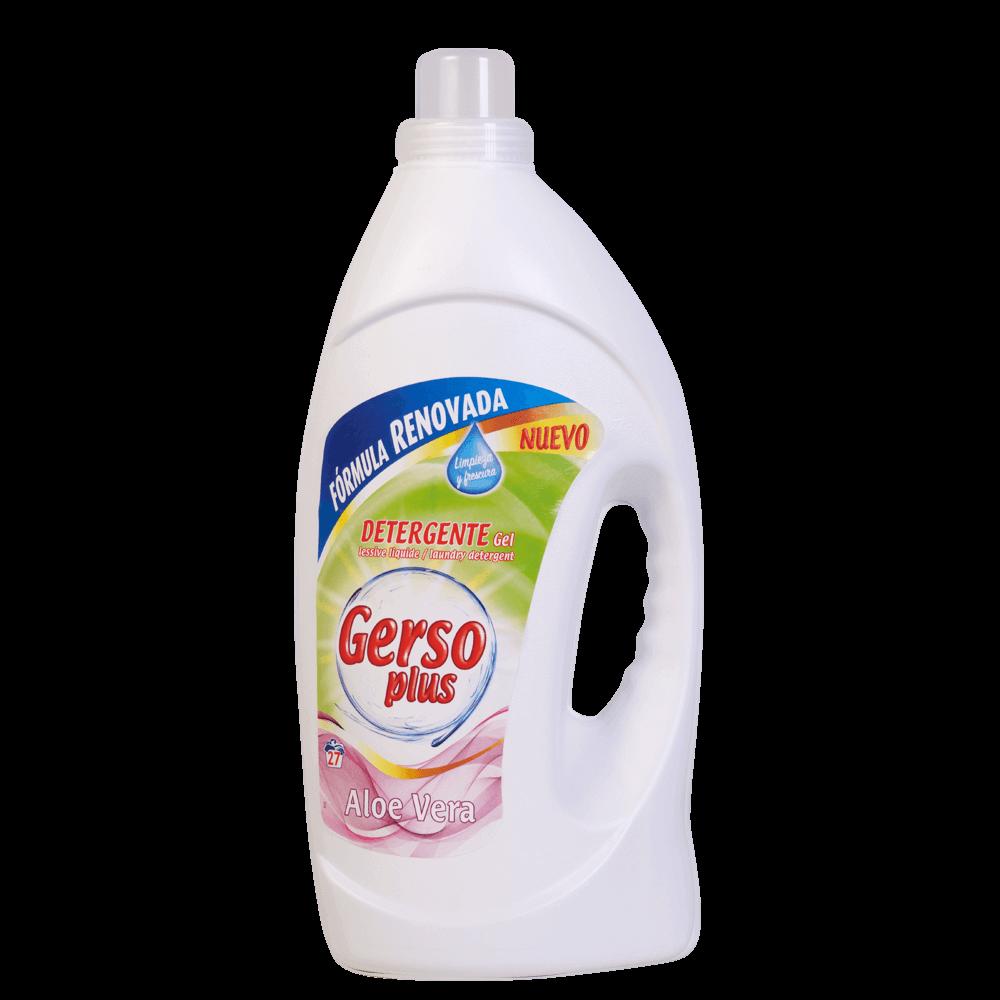 Gerso Plus Aloe Vera Gel Detergent