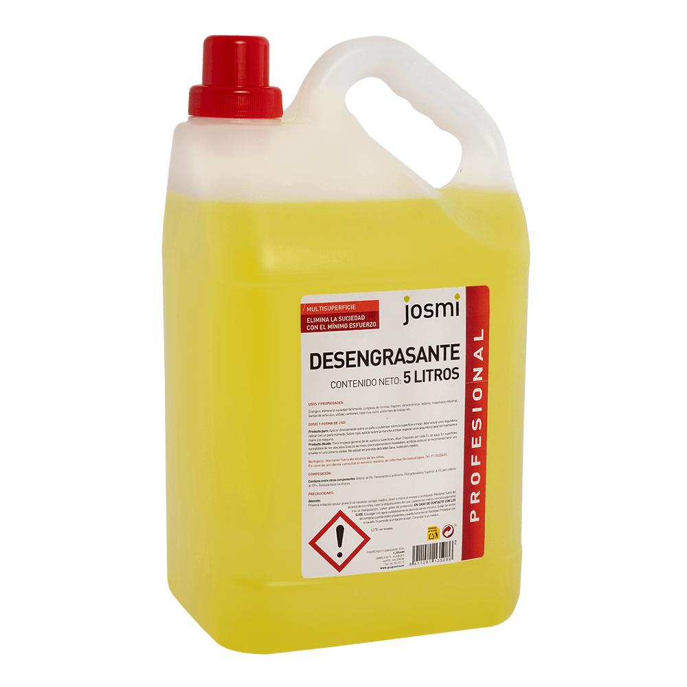 Multisurface Concentrated Degreaser Josmi 5L