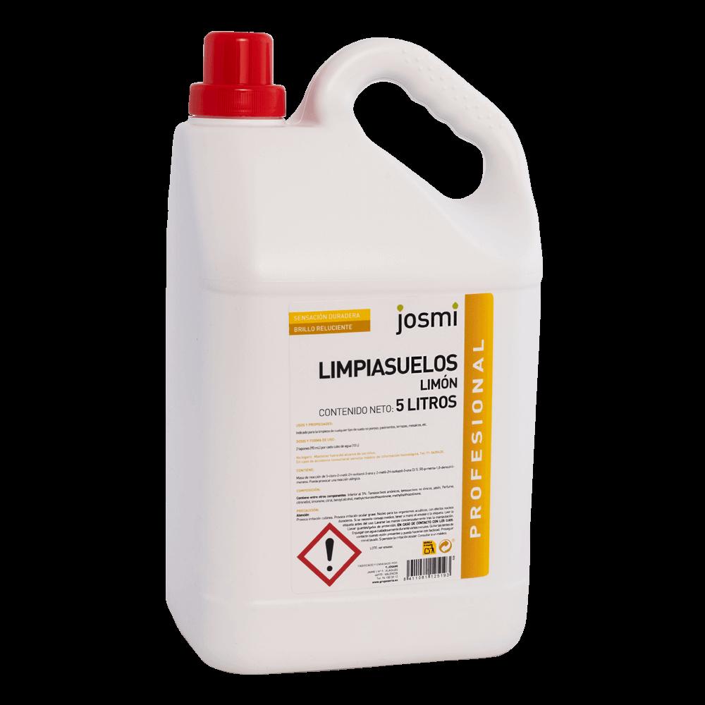 Floor cleaners Limón Josmi 5L